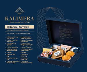 KALIMERA BREAKFAST